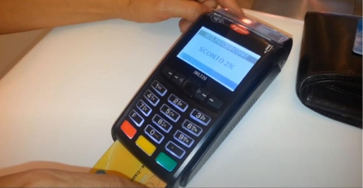 bonus bancomat carte di credito