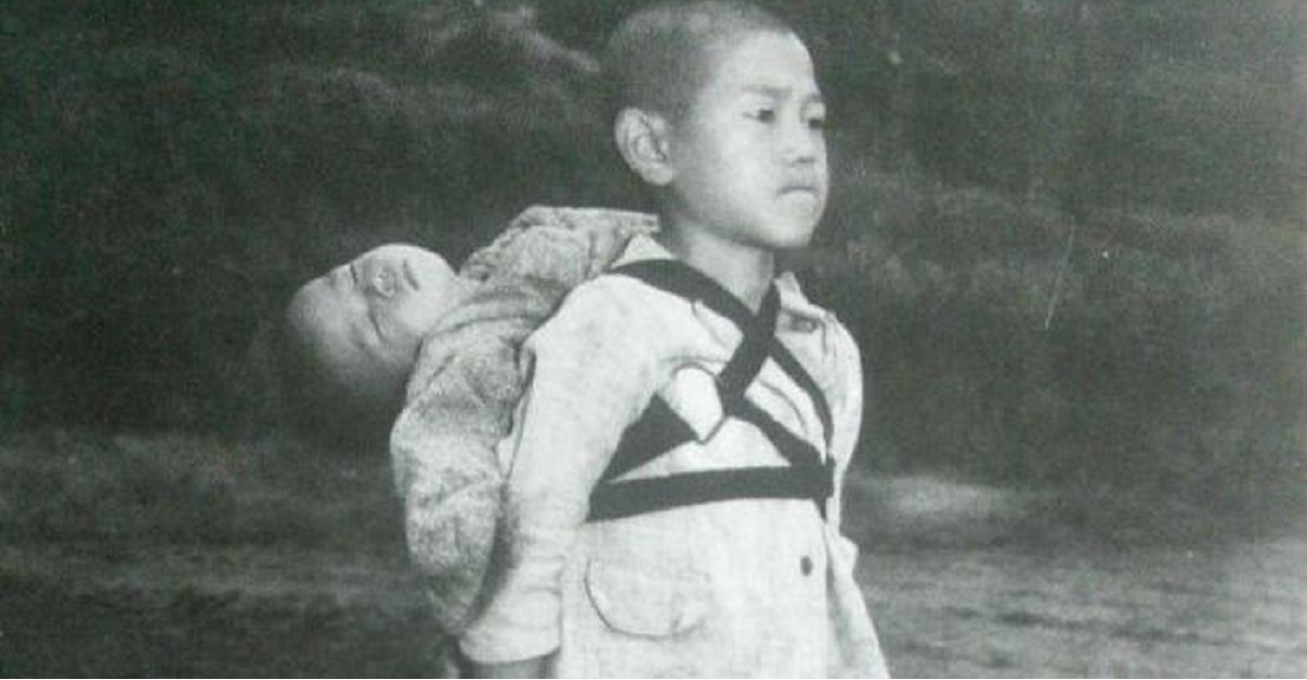 foto di Joe O'Donnell Hiroshioma Nagasaki