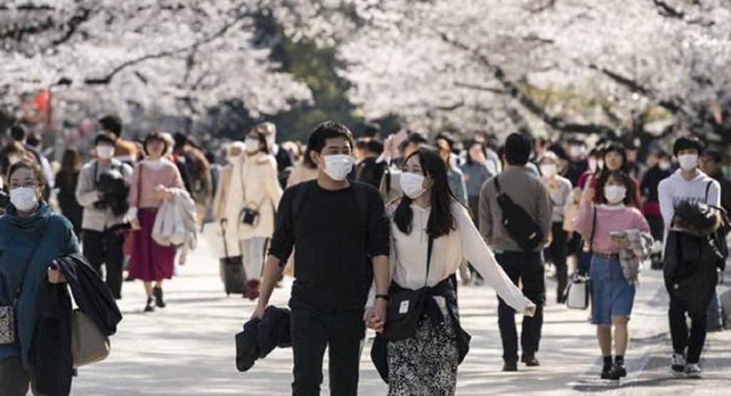 Giappone Corea Australia contagi