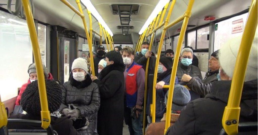 test svizzero mascherine pendolari