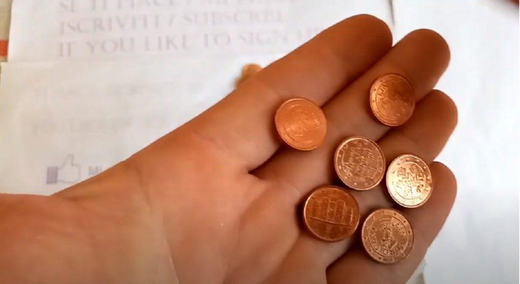 1 centesimo di euro raro Mole Antonelliana