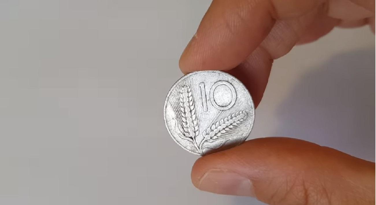 Le vecchie monete da 10 lire rare che valgono migliaia di euro