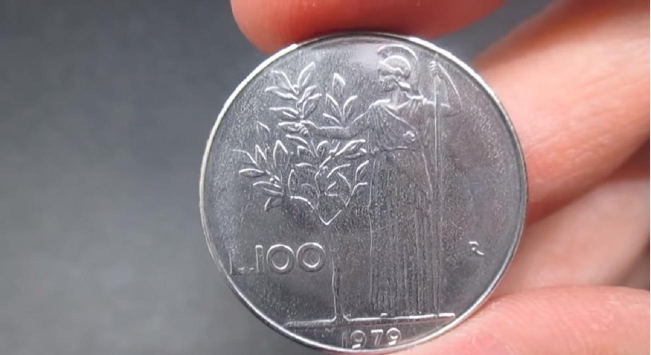 Le vecchie monete da 100 lire rare che valgono fino a 800 euro
