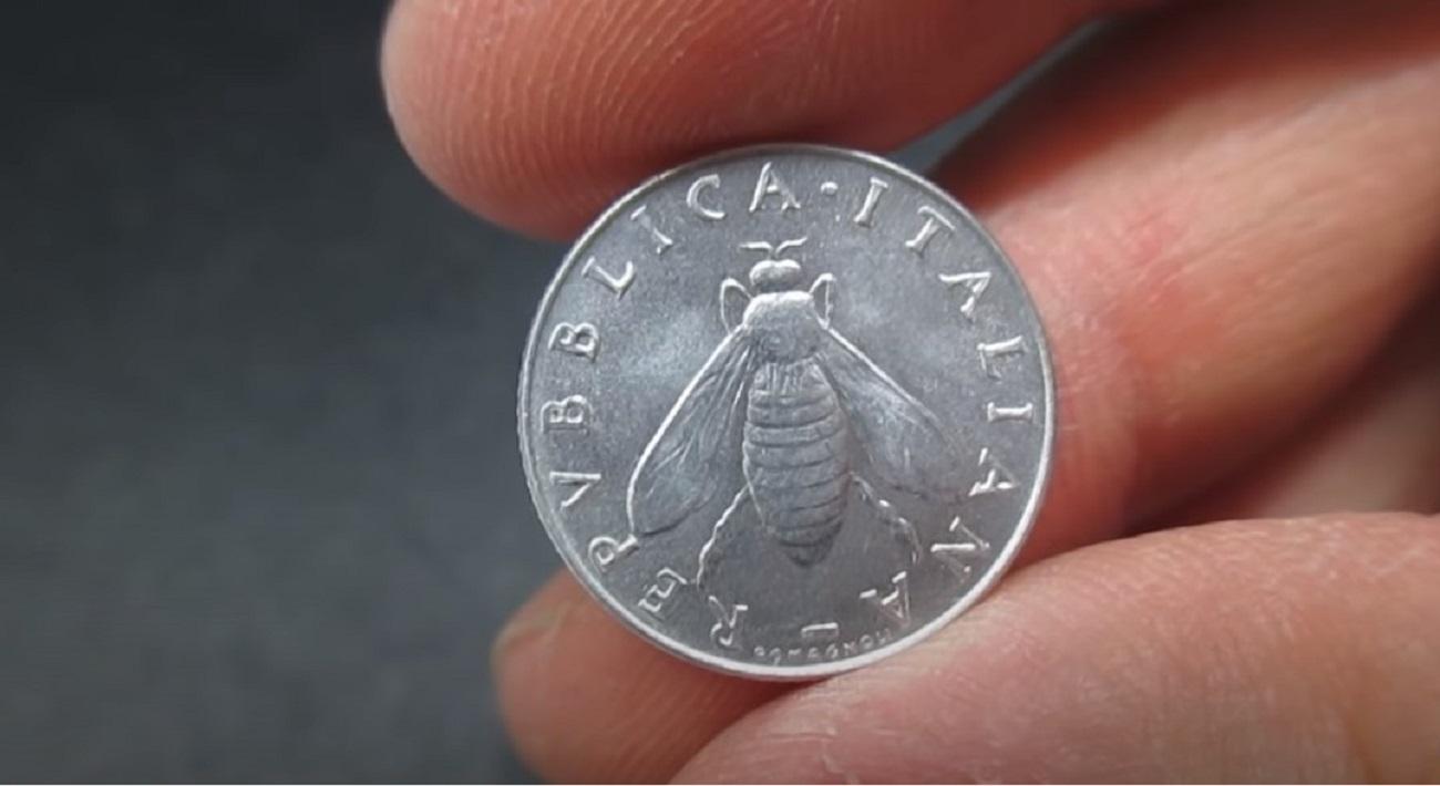 Le vecchie monete da 2 lire rare dal valore di centinaia di euro