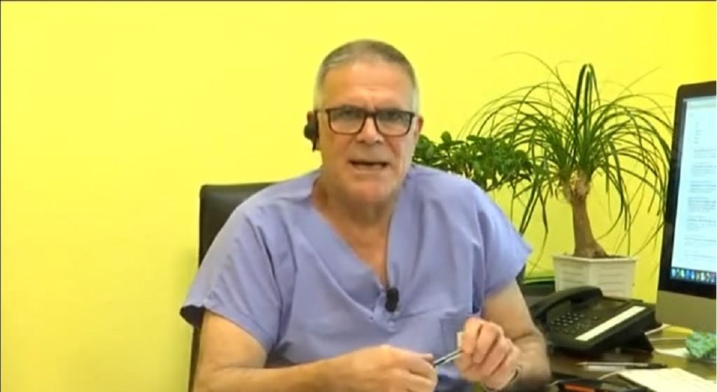 Alberto Zangrillo pazienti covid codici verdi