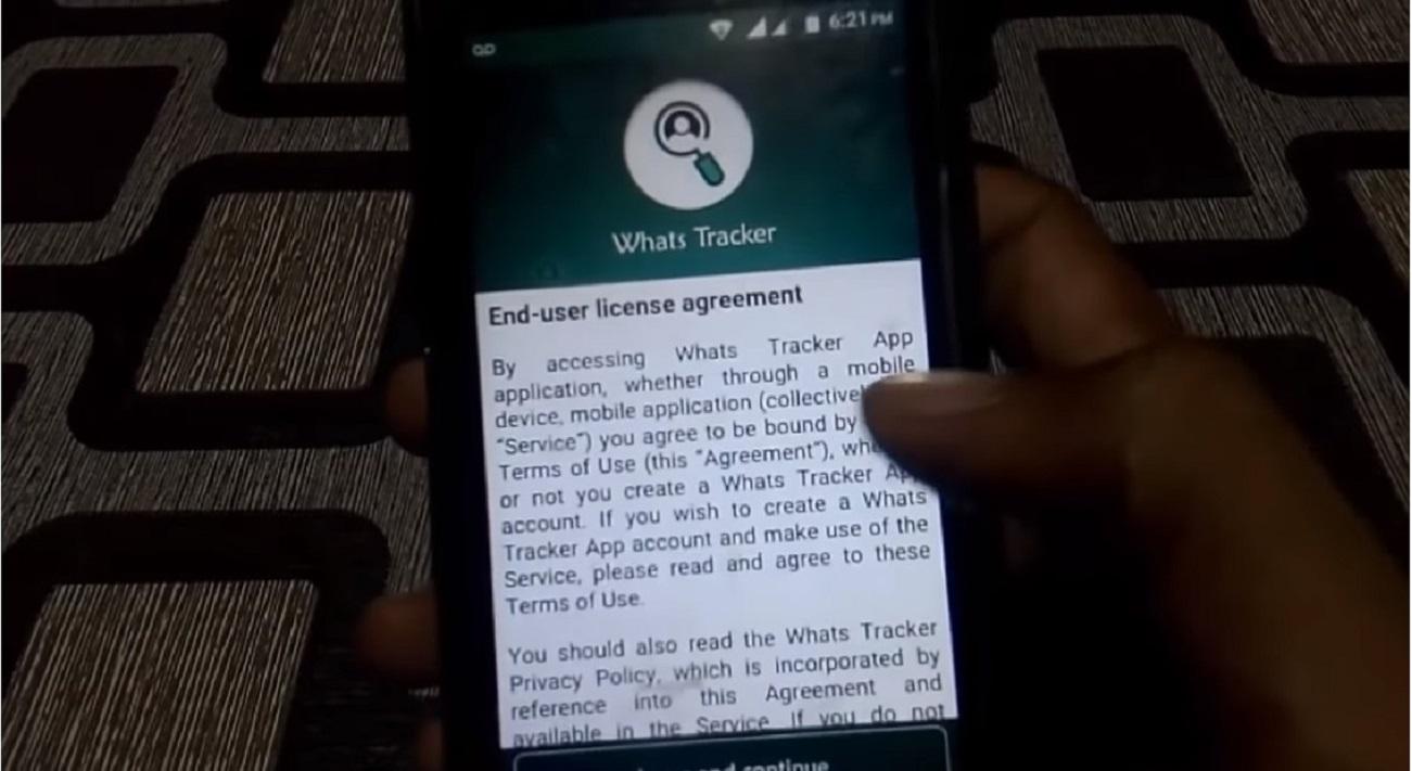 WhatsApp Whats Tracker