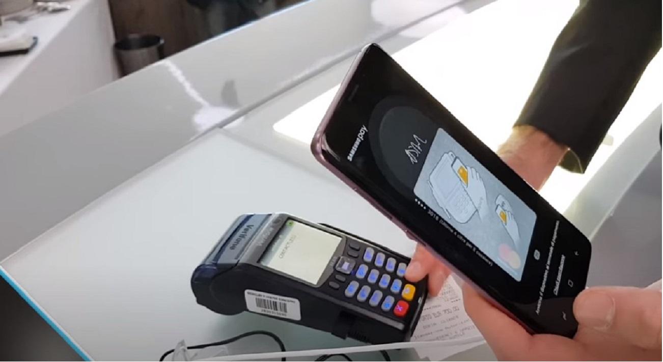 pagare con lo smartphone cashback