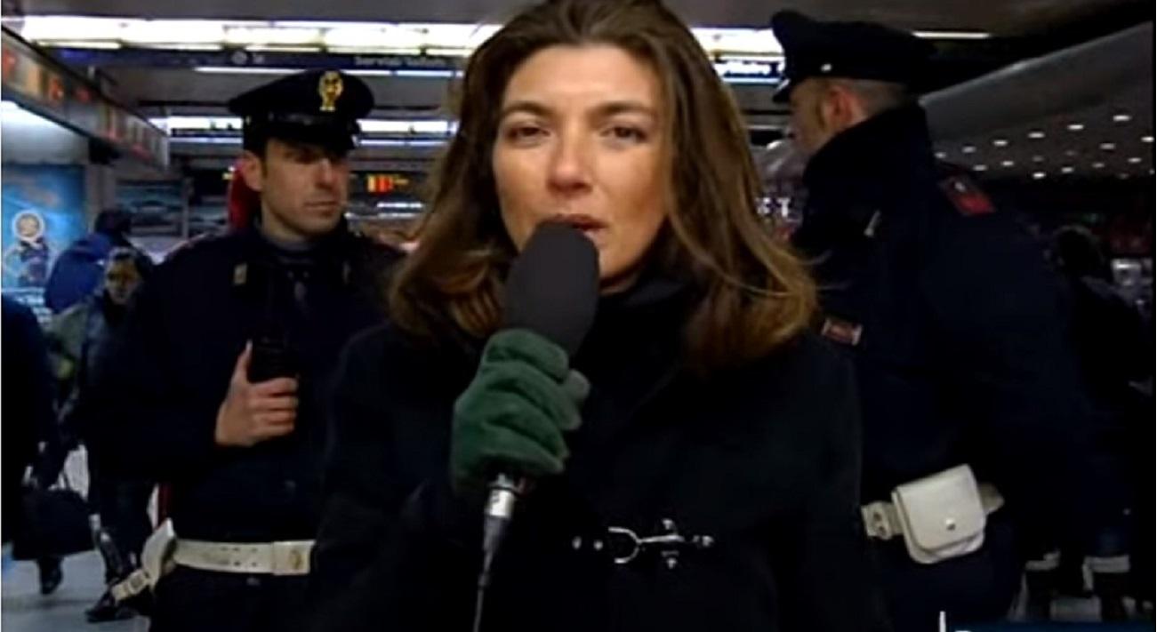 Elisa Anzaldo manipolazione mediatica Tg1
