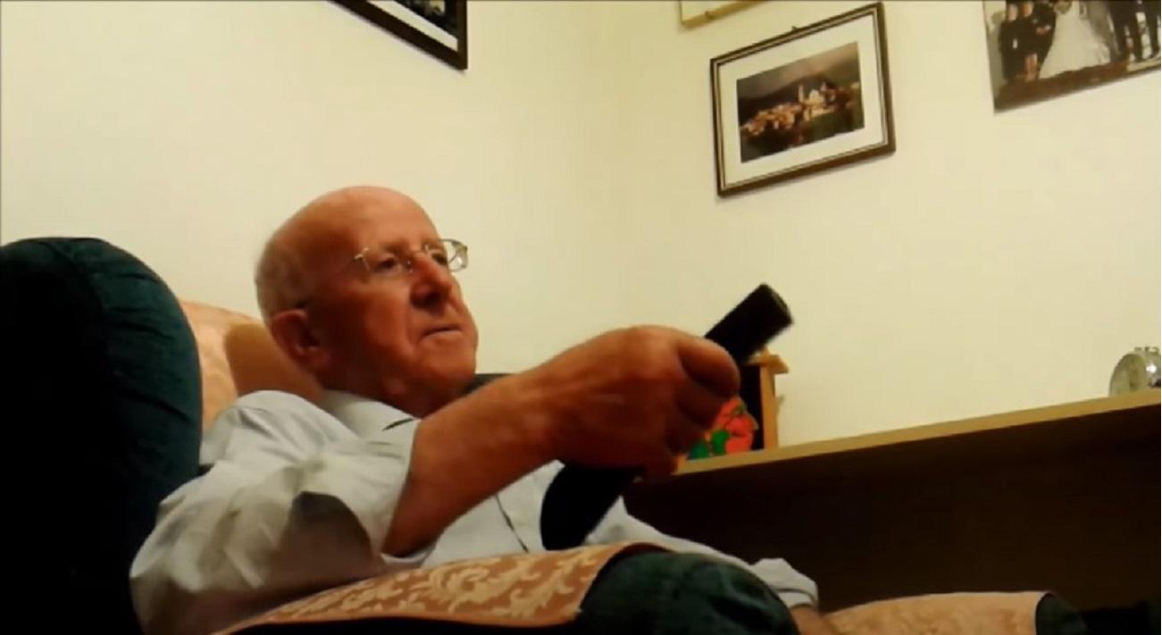 Esenzione canone Rai anziani