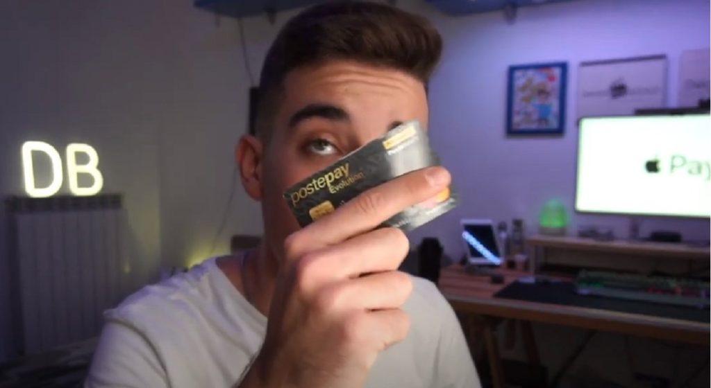 PostePay sconto cashback