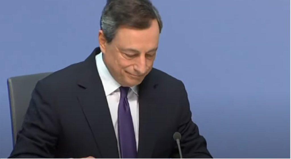 Mario Draghi contro i bonus