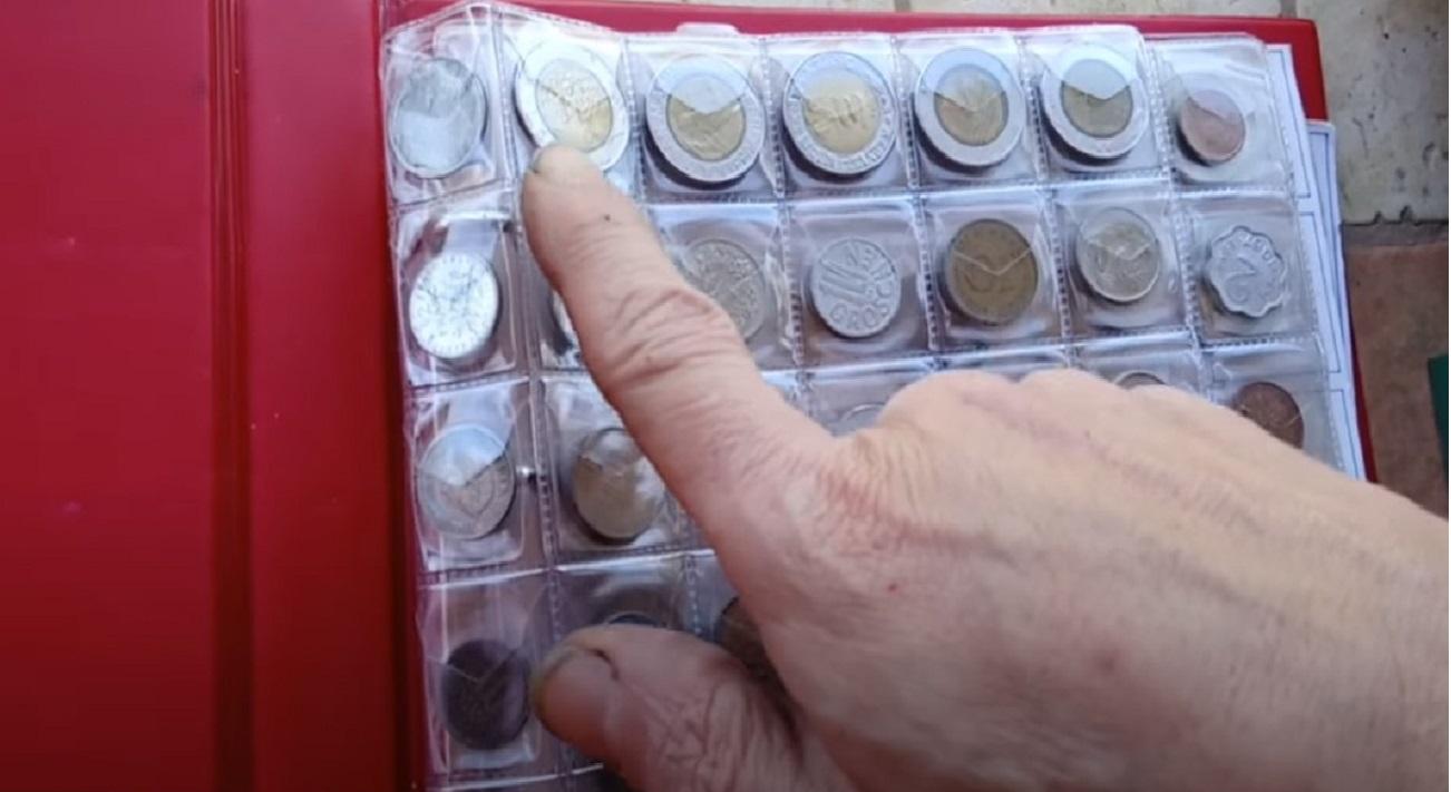 Monete lira italiana