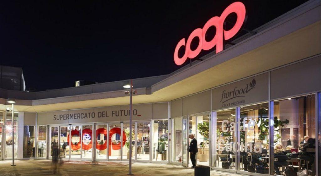 Aziende che producono i prodotti Coop