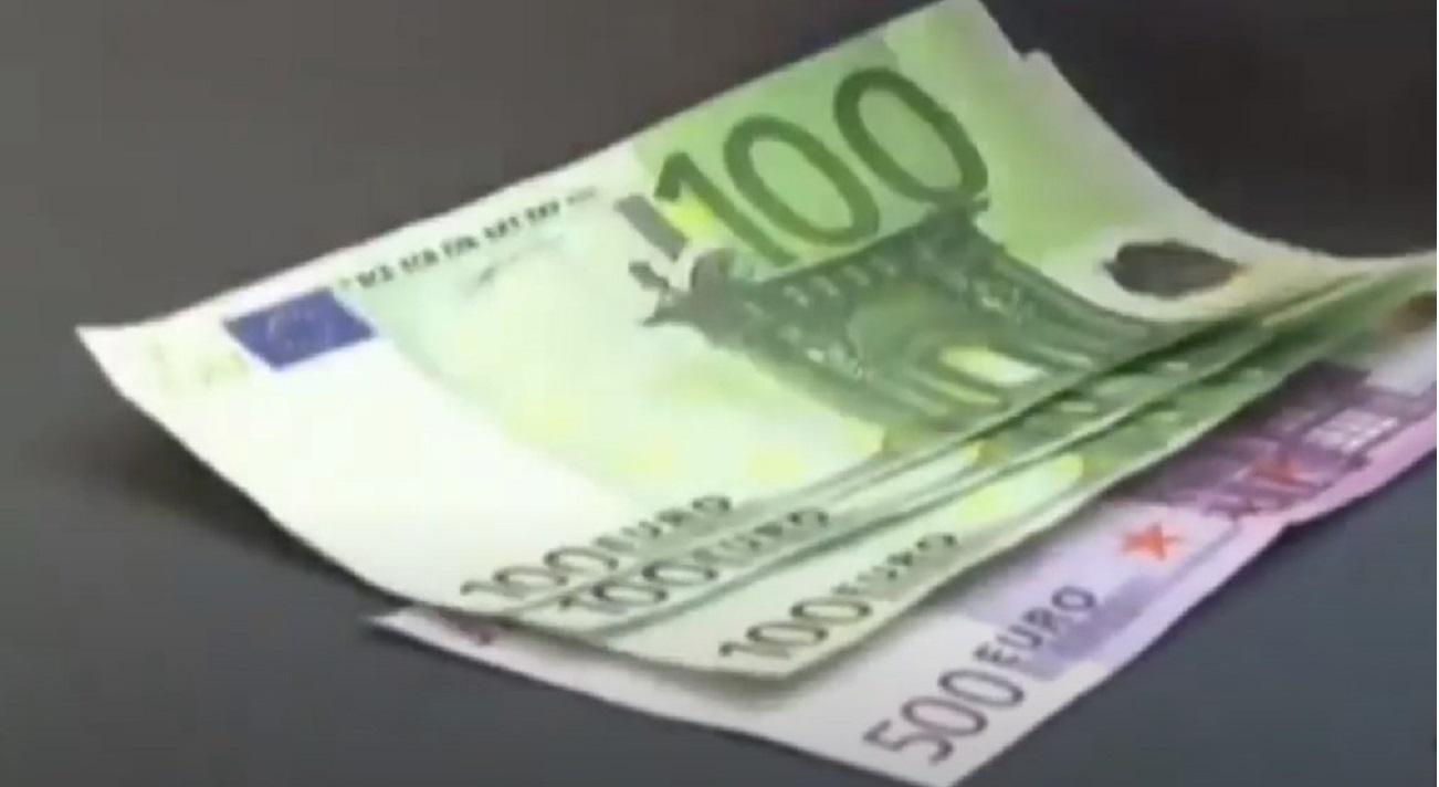 bonus Draghi banconota da 500 euro