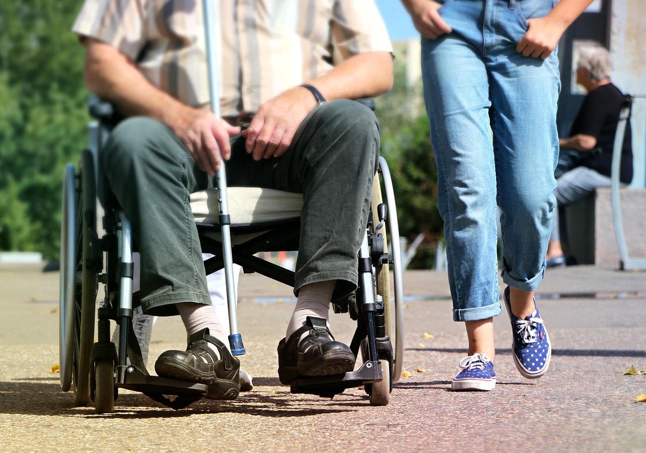 Accompagnamento disabile