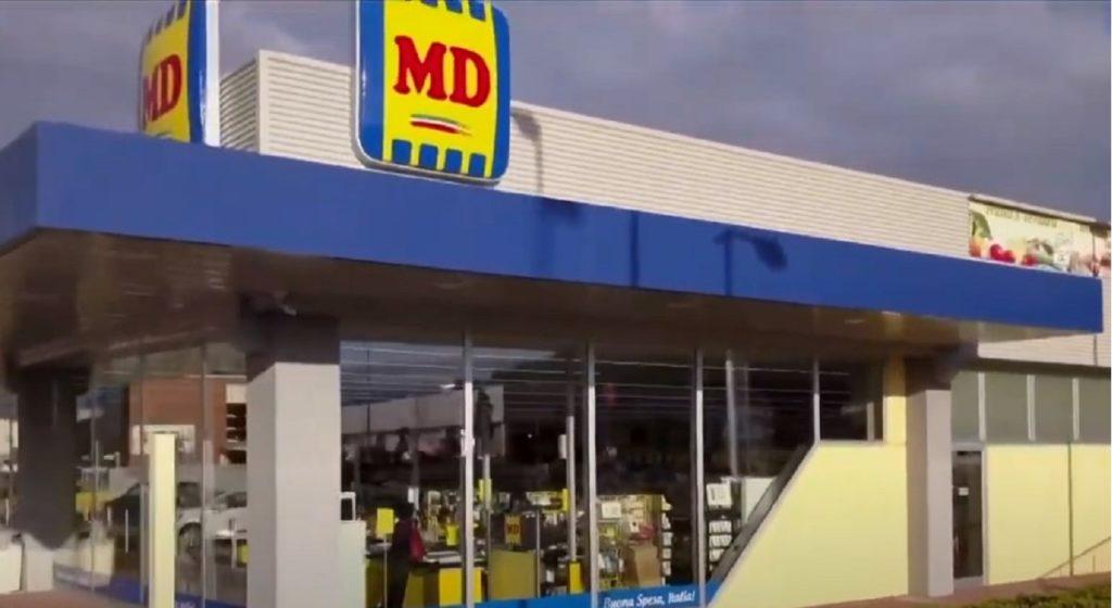 Aziende che producono i prodotti MD Discount