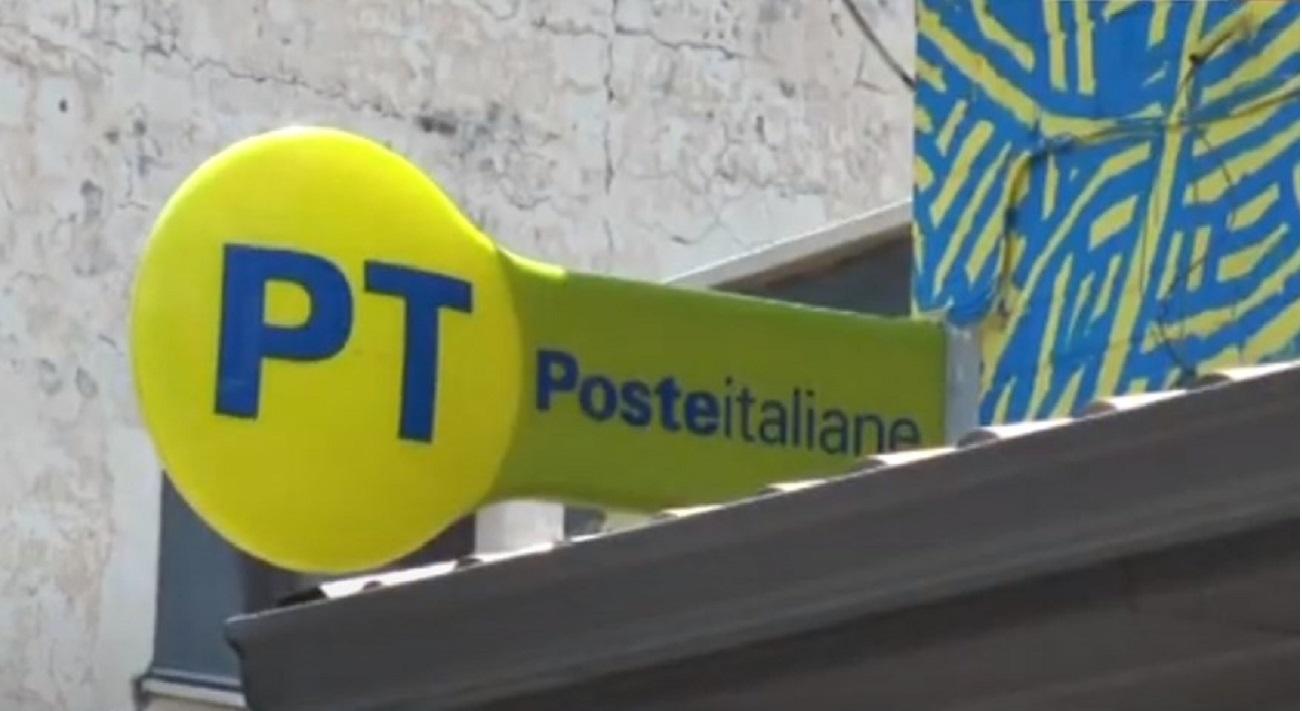 Insegna Poste Italiane