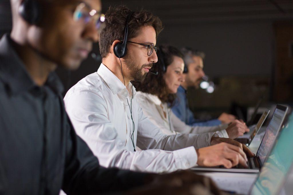 Operatori call center