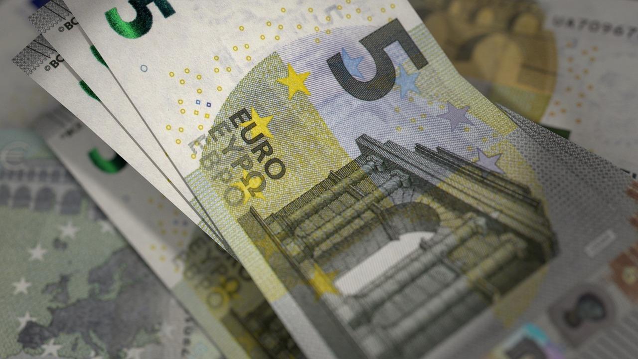Banconote da 5 euro