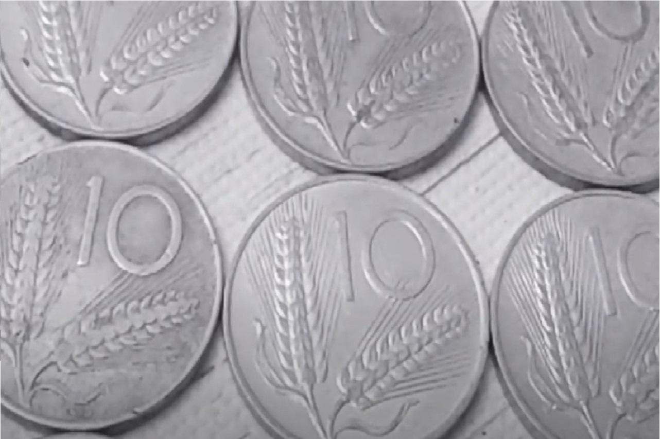 Monete da 10 lire