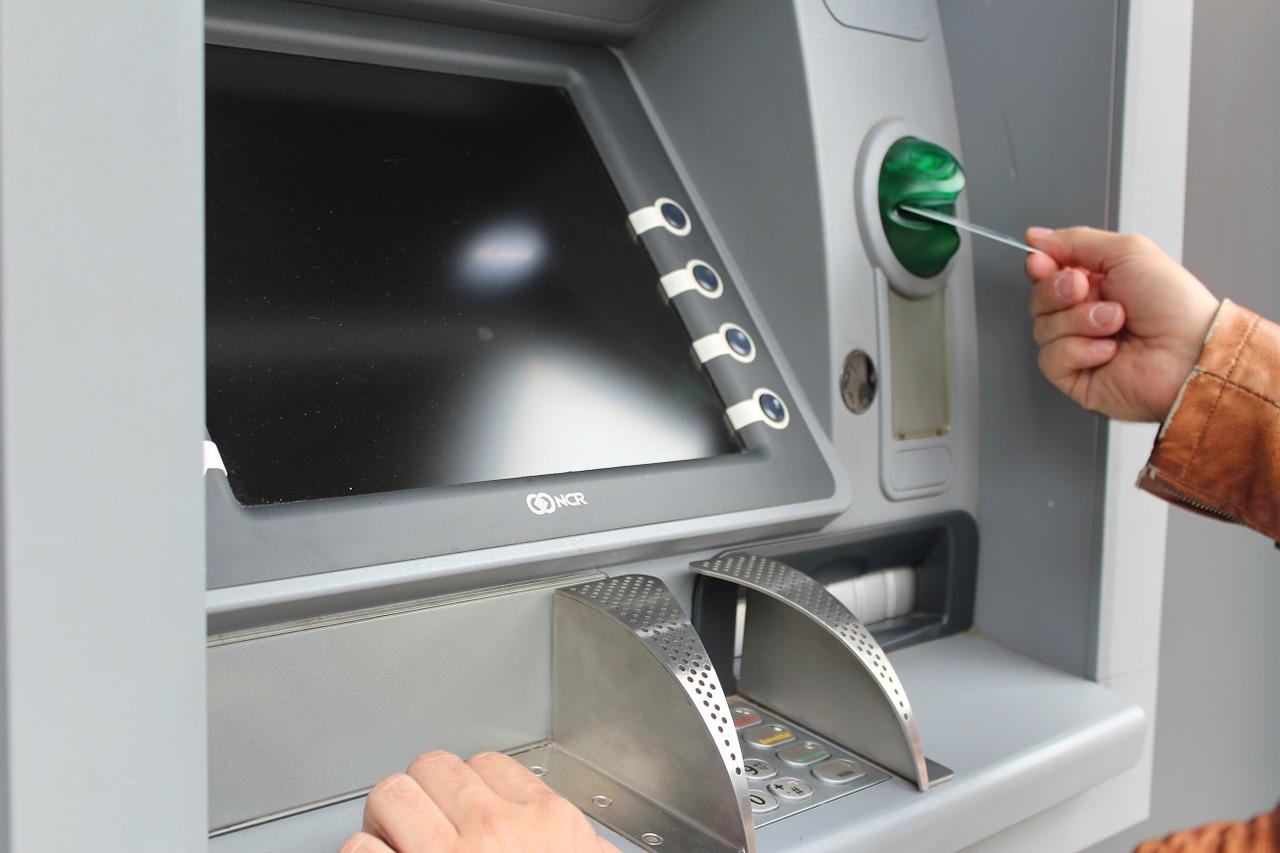Prelievo al Bancomat